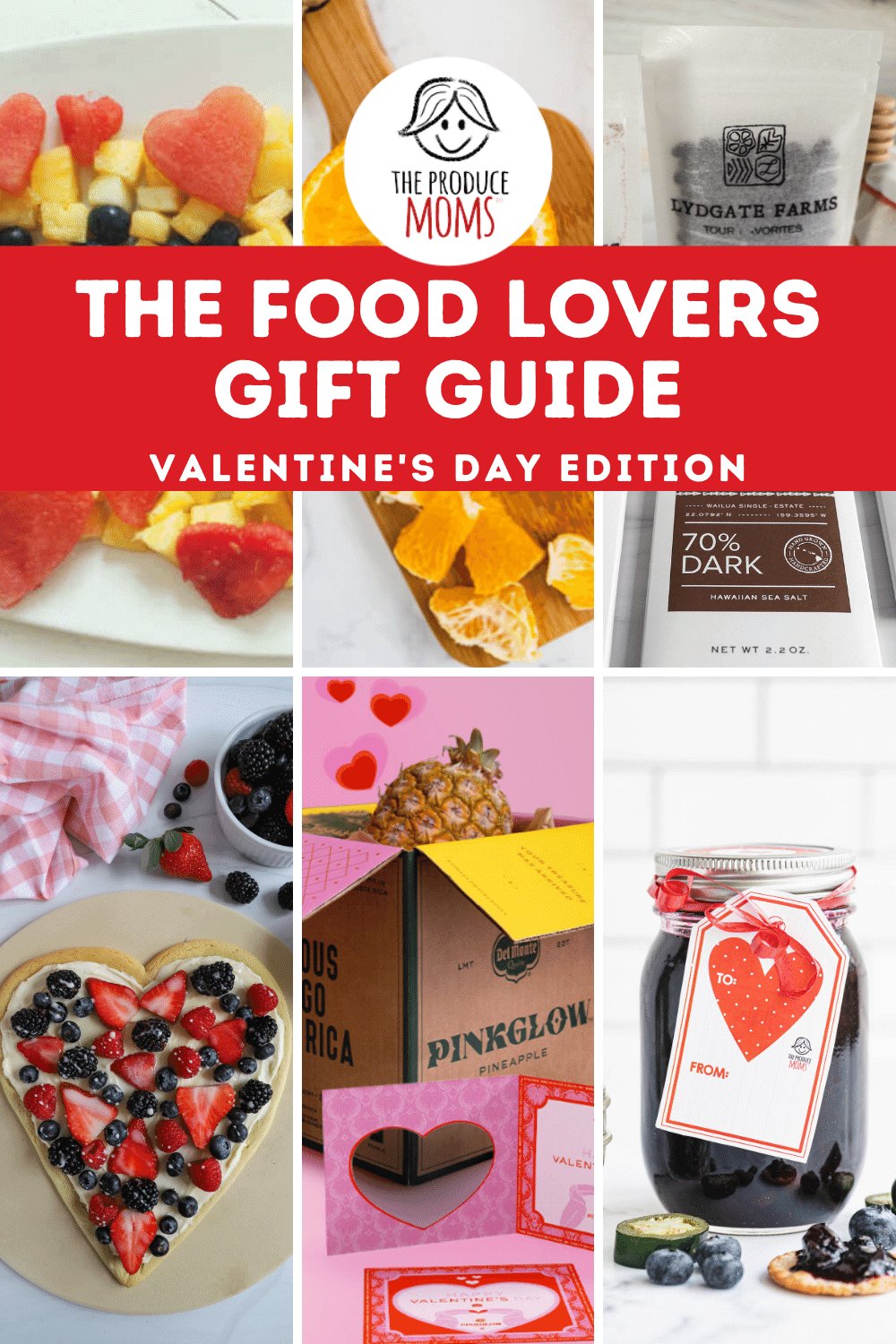 The Food Lovers Gift Guide- Valentine's Day Edition
