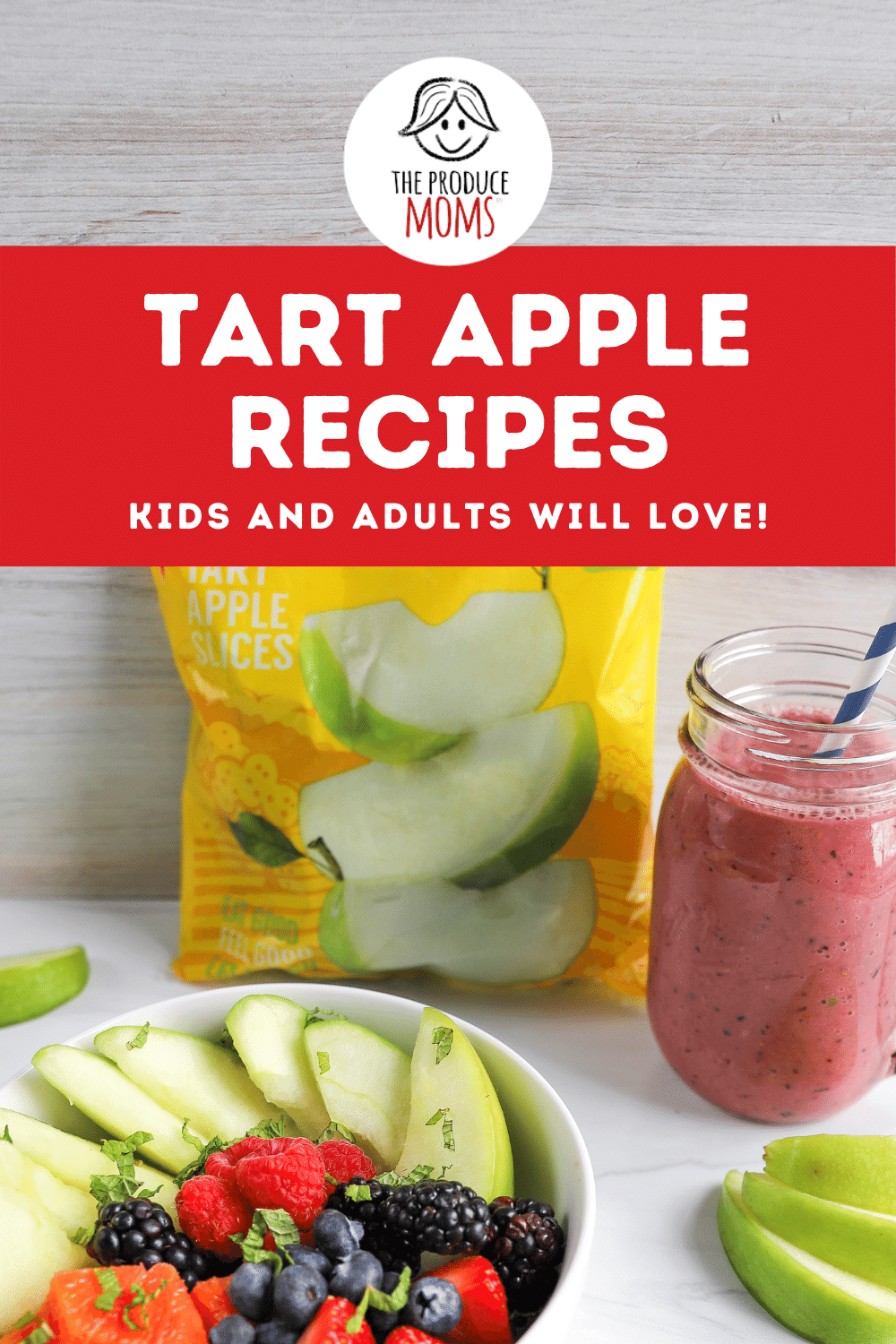 Tart Apple Recipes Kids And Adults Will Love
