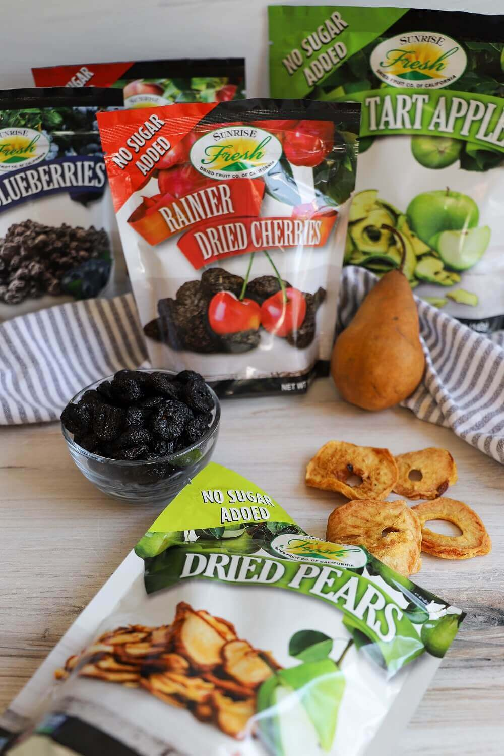 What's your favorite dried fruit?
